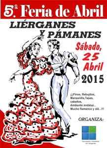 Feria Abril Liérganes