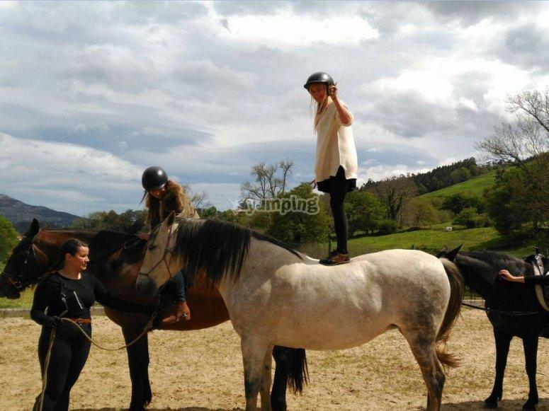 tb_Subida de pie en el caballo