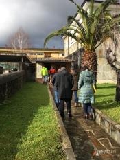 Centro de recepcion de visitsntes via ferrata de Lierganes- Posada Bernabales