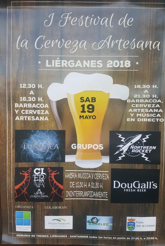 CARTEL FERIA DE LA CERVEZA 2018